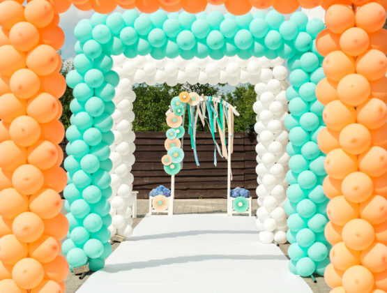 balloon arches for events El Paso tx