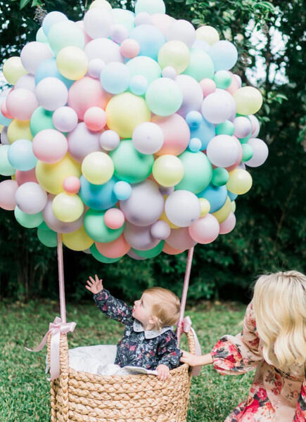 balloon decorations for birthday party El Paso tx