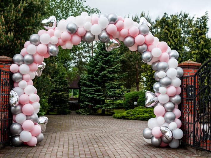 balloon arches el paso