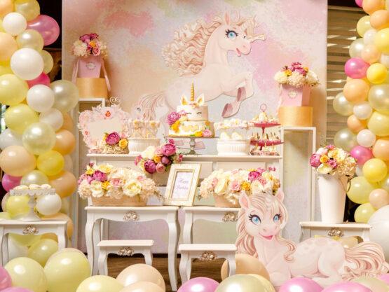 birthday balloon decor El Paso