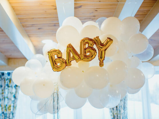 balloons for baby shower El Paso tx