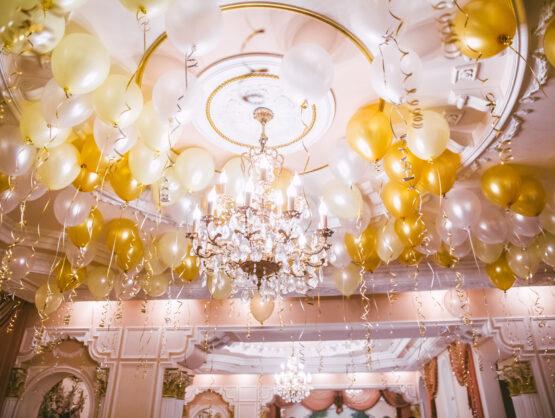 ceiling balloons el paso tx
