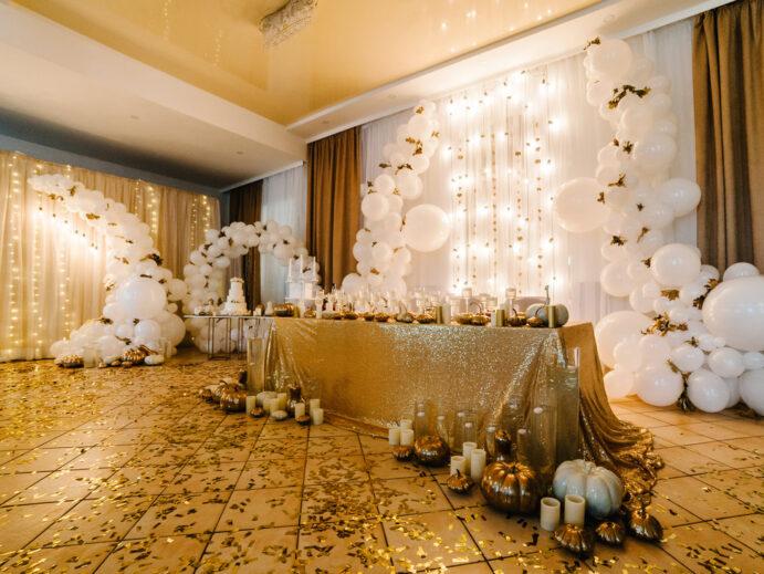 balloons decor for weddings El Paso tx